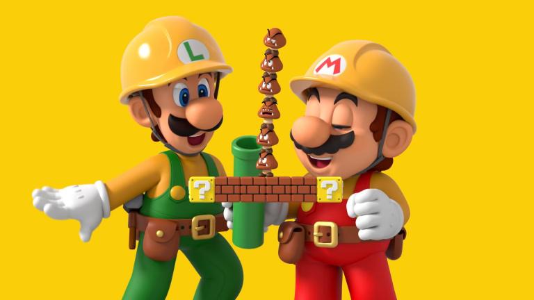 Royaume-Uni : Super Mario Maker 2 devance F1 2019 et Judgment