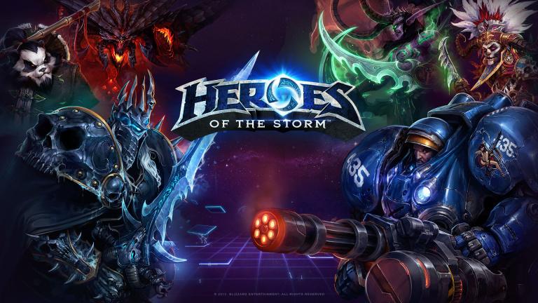 """Heroes of the Storm """"est arrivé trop tard"""" selon l'ancien président de Blizzard"""