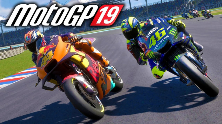 MotoGP 19 passe en 60 fps sur Xbox One X et PS4 Pro