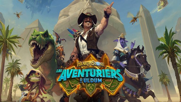 HearthStone : l'extension Les Aventuriers d'Uldum arrive le 6 août