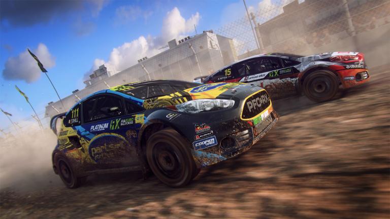 DiRT Rally 2.0 : Deux nouveaux véhicules disponibles