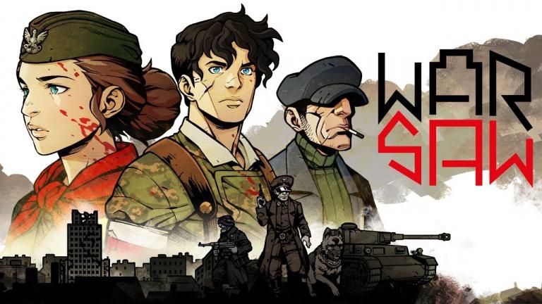 WARSAW : Le tactical RPG arrivera début septembre sur PC