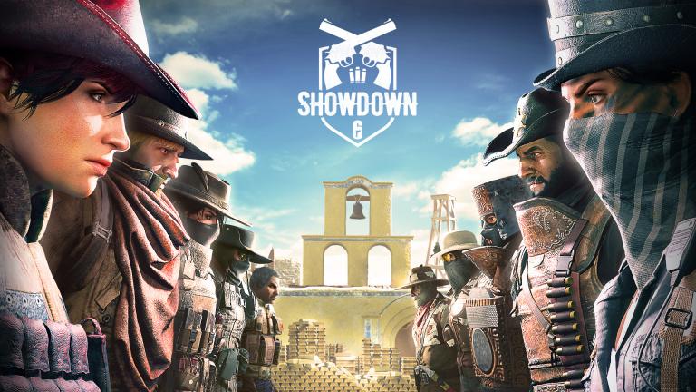 Rainbow Six Siege : L'événement Showdown se lance et se détaille