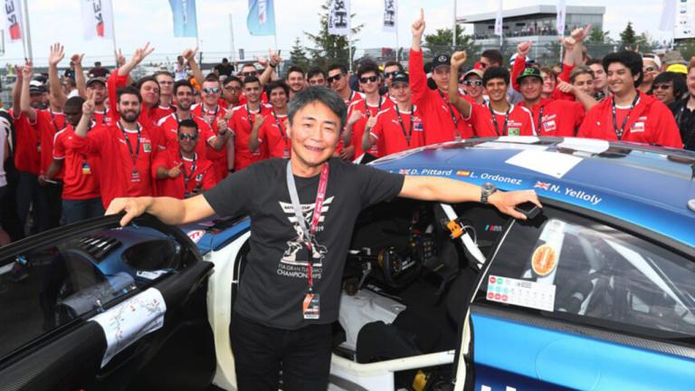 Kazunori Yamauchi évoque le prochain Gran Turismo