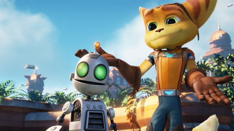 Ratchet & Clank fête l'Independence Day à sa façon