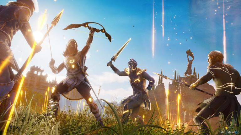 Assassin's Creed Odyssey : Le Jugement de l'Atlantide dévoile sa date de sortie