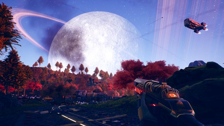 The Outer Worlds est ''un jeu politique mais pas un titre engagé''