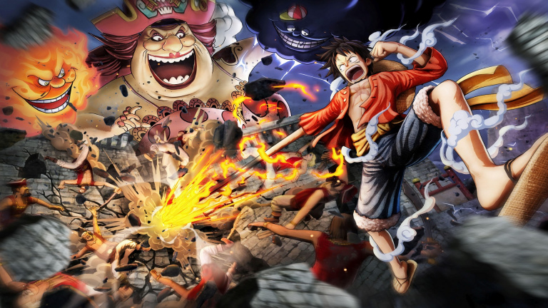 Pirate Warriors 4 annoncé sur consoles et PC — One Piece