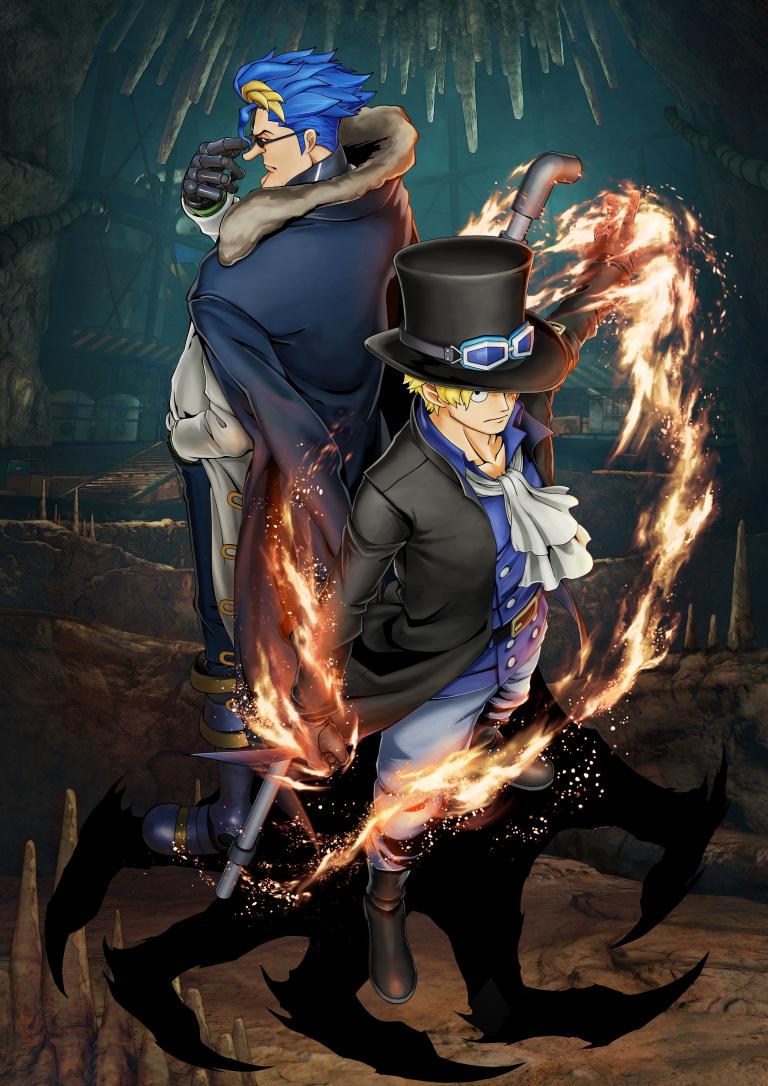 One Piece : World Seeker - Des screenshots pour le second DLC