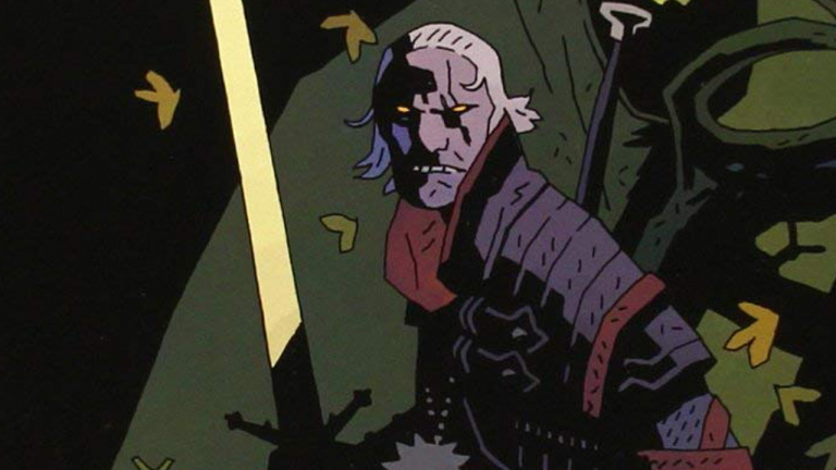 The Witcher – La Légende : La Maison de Verre - Une BD enjolivée par ses personnages