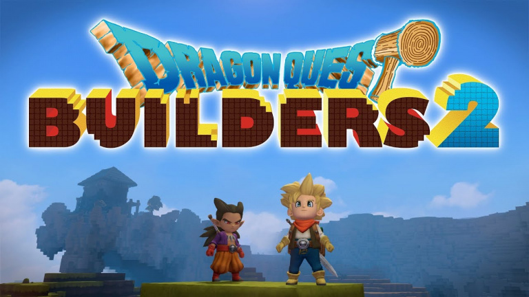 PS Store : Dragon Quest Builders 2 fait bloc !