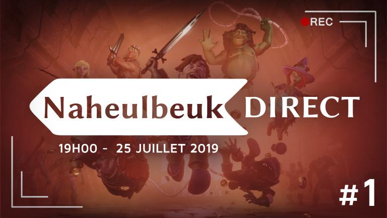 Le Donjon de Naheulbeuk : L'Amulette du Désordre donnera de ses nouvelles le 25 juillet