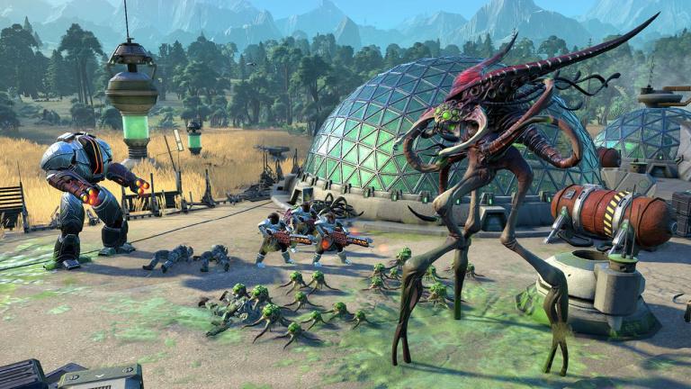 Age of Wonders Planetfall : les trophées et succès du jeu de stratégie dans l'espace