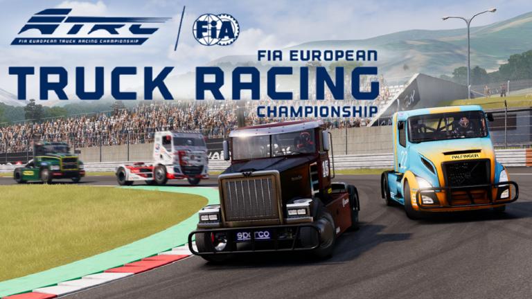 FIA European Truck Racing Championship tient enfin sa date de sortie