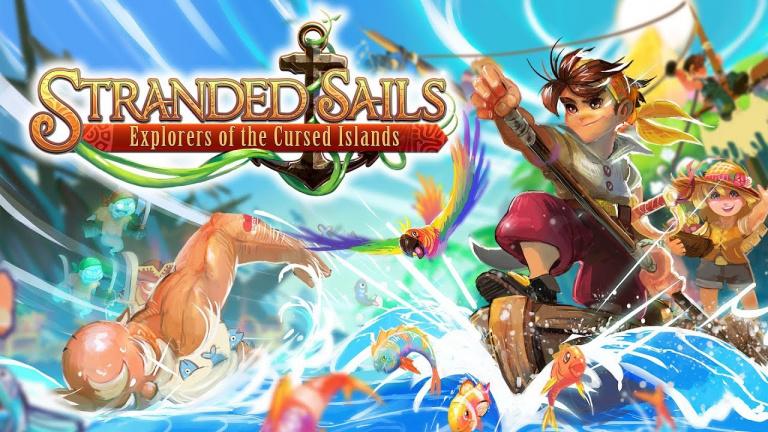 [MàJ] Stranded Sails accoste sur PC et consoles en octobre