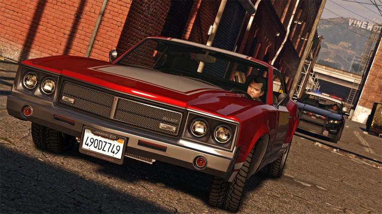 Grand Theft Auto Online : une semaine timide en nouveauté