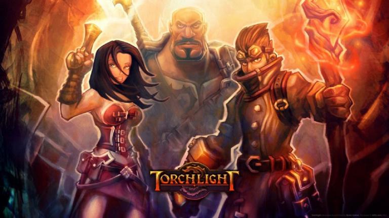 Torchlight est gratuit sur l'Epic Games Store