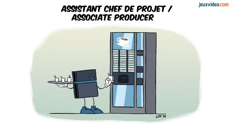 Quel salaire pour un Assistant Chef de Projet / Associate Producer ?