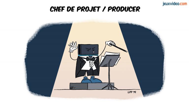Quel salaire pour un Chef de Projet / Producer ?