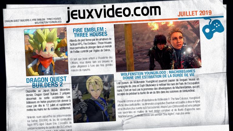 Les infos qu'il ne fallait pas manquer le 12 juillet : Metal Wolf Chaos XD, Wolfenstein, Assassin's Creed,...