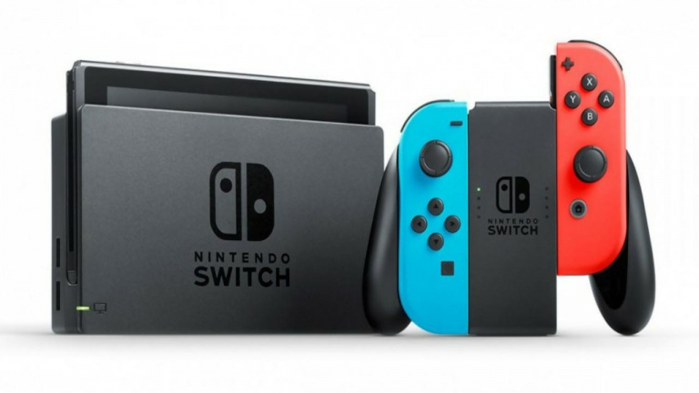 L'action du constructeur fait un bond après son annonce — Nintendo Switch Lite