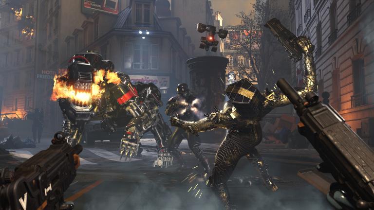 Wolfenstein : Youngblood et Cyberpilot sont passés Gold