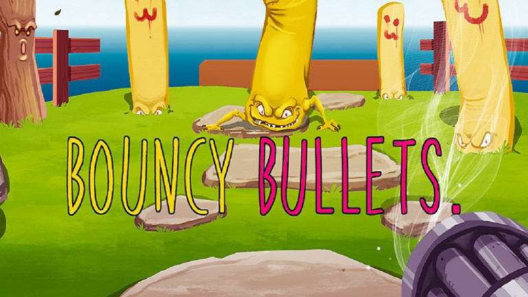 Bouncy Bullets : les trophées et succès du jeu de tir coloré