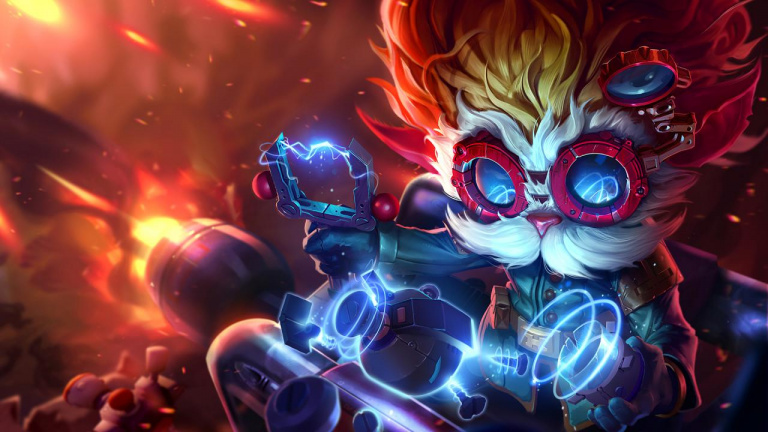 League of Legends : Le prochain patch permettra la désactivation du chat