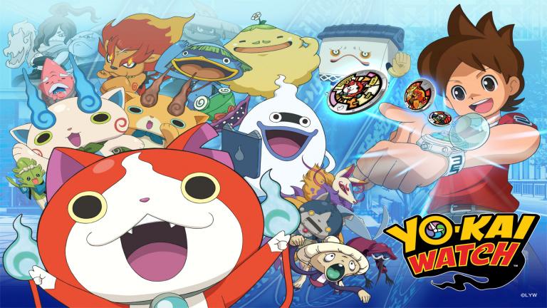 Yo-kai Watch : le premier opus va sortir sur Nintendo Switch au Japon