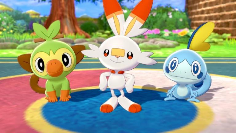 Pokémon Épée / Bouclier : Tous les modèles 3D ont été recréés