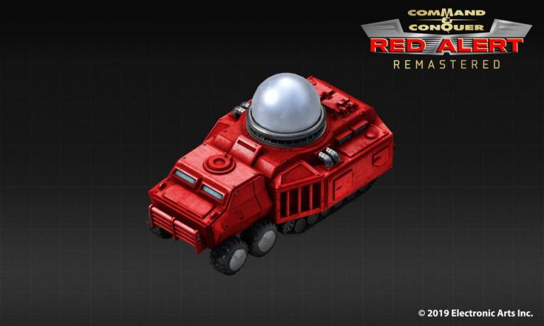 Command & Conquer : Red Alert Remastered donne de ses nouvelles
