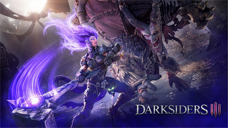 Darksiders III accueille son second DLC, Keepers of the Void