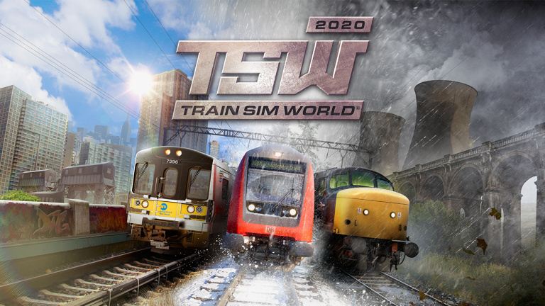 Dovetail Games annonce et date Train Sim World 2020