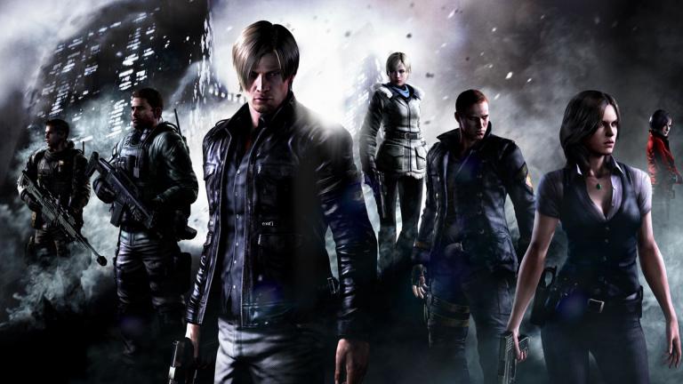 [MàJ] Resident Evil 5 et 6 datés sur Switch