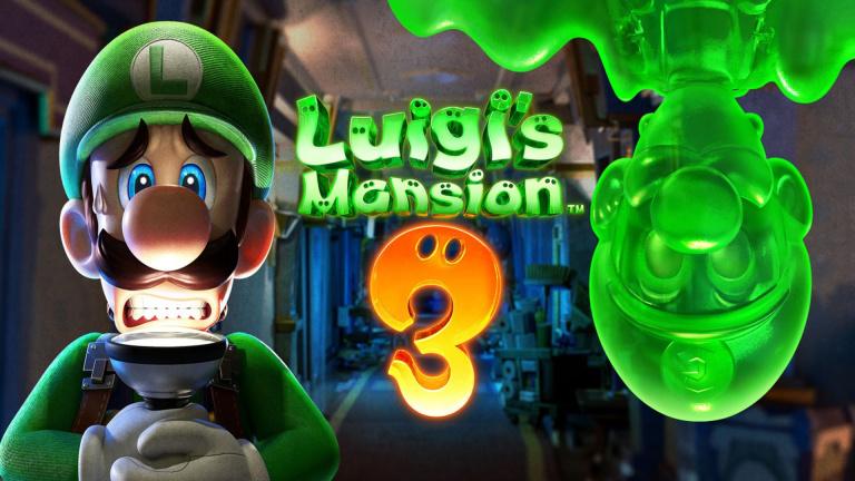 Luigi's Mansion 3 sera disponible le 31 octobre