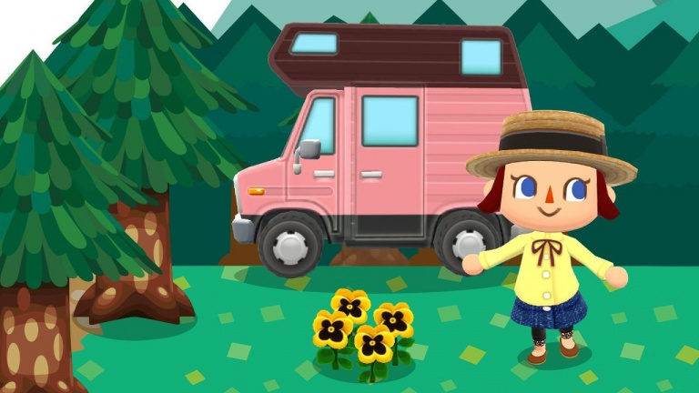 Animal Crossing Pocket Camp : Le camping dans la poche