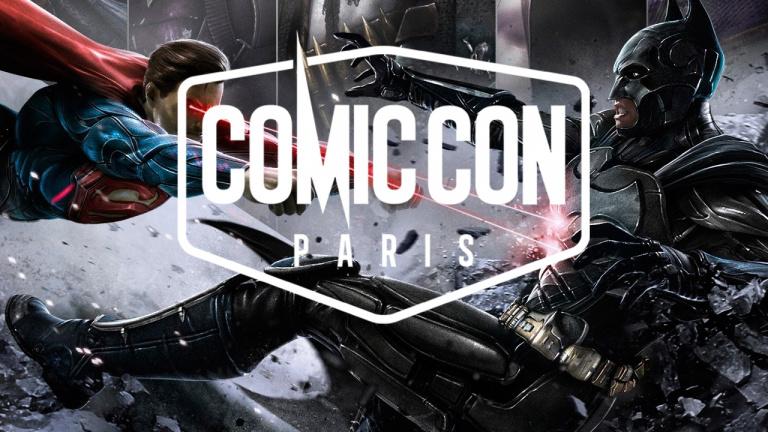 Le Comic-Con 2019 accueille Morena Baccarin (Deadpool) et Ben McKenzie (Gotham)