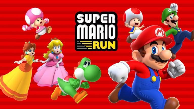 Super Mario Run : Cours Mario, cours