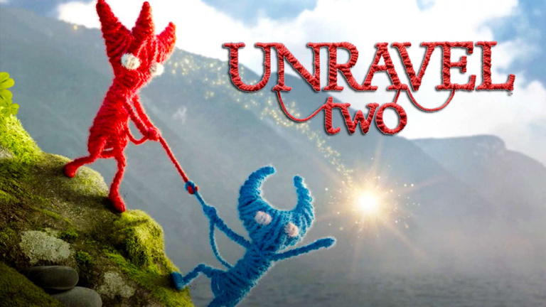 Unravel Two : Deuxième de cordée