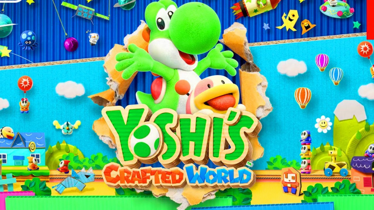 Yoshi's Crafted World : Papiers, s'il vous plaît