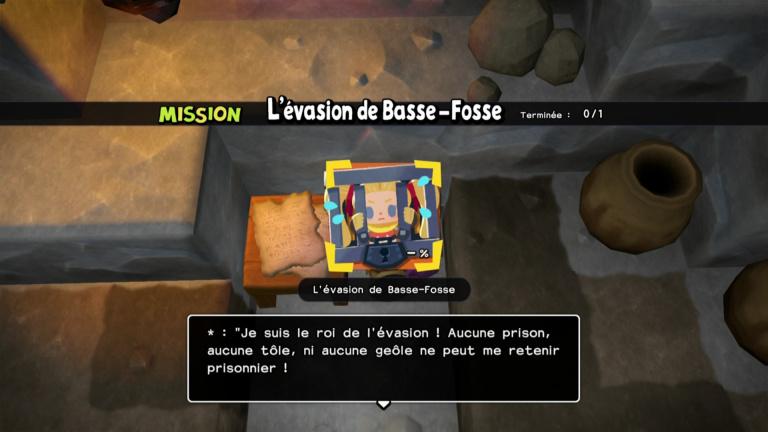 Chapitre 4 - La prison