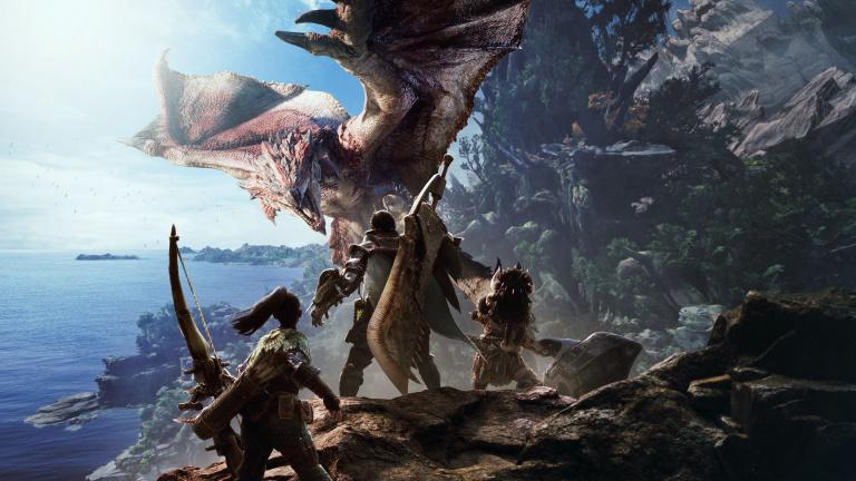 Monster Hunter World atteint les 13 millions d'exemplaires distribués