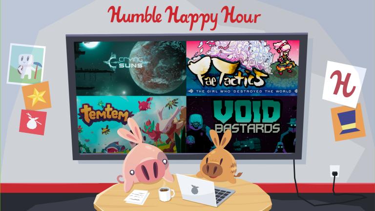 Humble Bundle annonce la première édition d'un show dédié aux indépendants