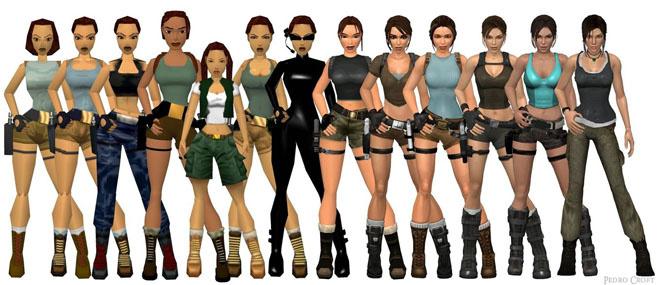 Représentations visuelles des hommes et femmes dans le jeu vidéo : Entre clichés et progrès