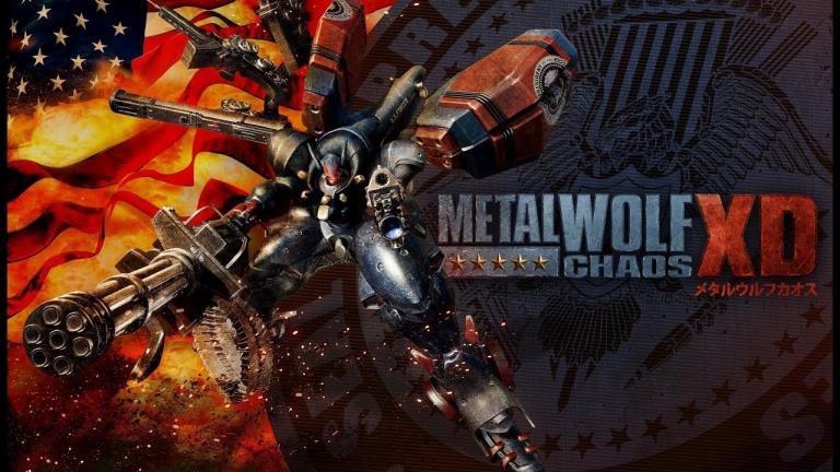 Liste des trophées et succès de Metal Wolf Chaos XD