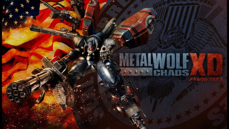 Metal Wolf Chaos XD : les trophées et succès du jeu d'action survitaminé