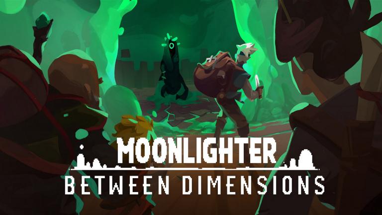 Moonlighter : le DLC Between Dimensions arrive en boutique le 23 juillet