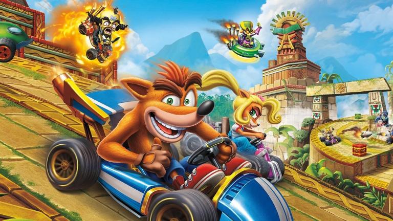 Crash Team Racing Nitro-Fueled propose un comics gratuit