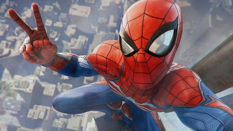 Marvel's Spider-Man devient le jeu de super héros le plus vendu à ce jour