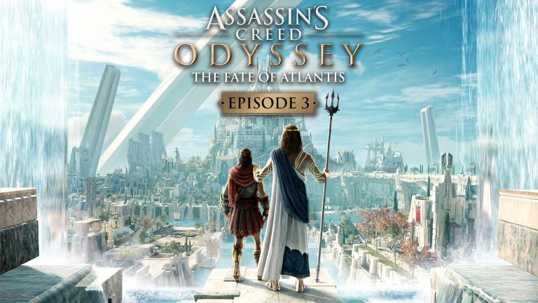 Assassin's Creed Odyssey, Le Sort de l'Atlantide, la soluce : Le jugement de l'Atlantide (3e partie)
